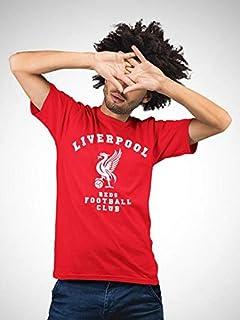 ATIQ Liverpool F.C. T-Shirt for Men Medium, Red