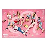 TWICE 5th Mini Album - WHAT IS LOVE ? [ A Ver. ] CD + Photobook + Photocards + Lyrics book + Postcard + Sticker + FREE GIFT / K-pop Sealed