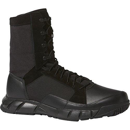 Oakley Men's SI Light Patrol Boots,8,Blackout