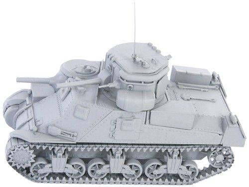 Mirage Hobby 729001, échelle 1:72 - M3 General Grant »- Canal Lumière Défense 'Medium Tank, version tardive, Allemagne, Rheinland, Mars 1945, kit de modèle en plastique