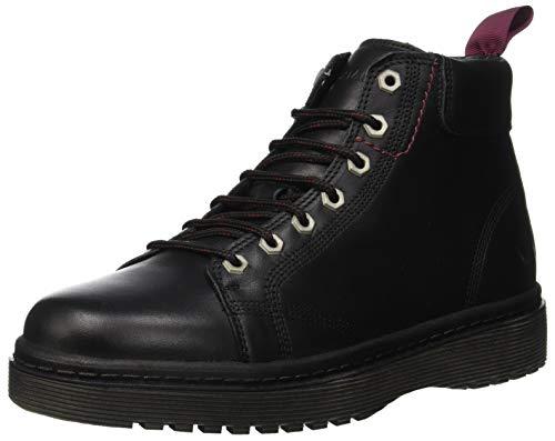 lumberjack Herren Army Chukka Boots, Schwarz (Black Cb001), 42 EU