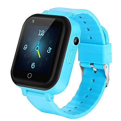 Kids Smart Watch Phone 4G Network WiFi GPS Tracker Children Smartwatch...