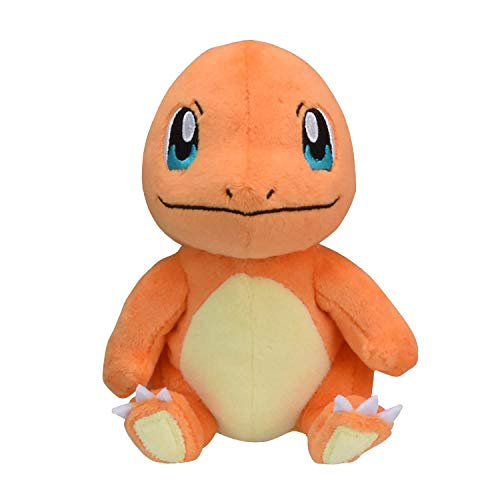 Charmander de Peluche #004 Pokémon Fit Official Gotta Catch