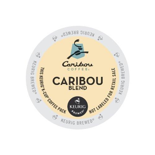 Keurig, Caribou Coffee, Caribou Blend, K-Cup Counts, 50...