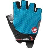 CASTELLI Rojo Corsa 2W Glove Guantes Ciclismo Mujer, Mujer, 4521061-420, marine blue, S