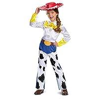 ハロウィン 仮装 ディズニー トイ・ストーリー ジェシー 公式ライセンスコスチューム Disguise 23532 M 女の子 120-130cm