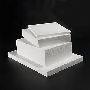 Poliestireno expandido Blanco de 20 mm 60 x 120 cm