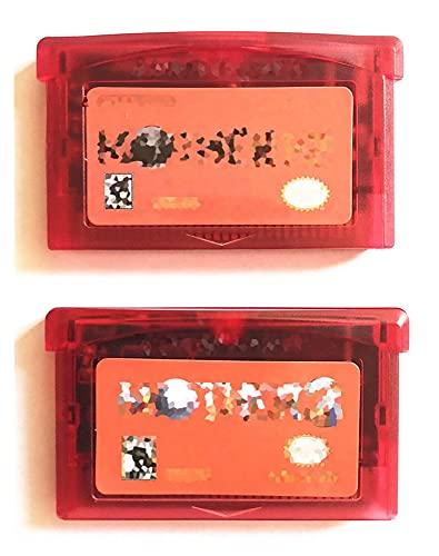 CMDZSW Game Card 32-bit Game Mom 3 y 1+2 versión en inglés (color : madre 3)