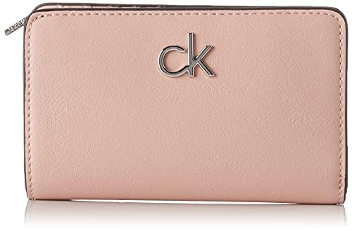 Calvin Klein Damen RE-Lock Reisezubehr-Reisebrieftasche, Ck Schwarz, Einheitsgröße