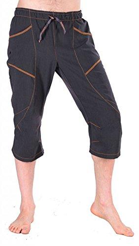 Ucraft Klettern und Bouldern Hosen. Anatomische, Dehnen (Kniehose, L)