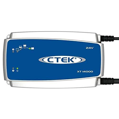 CTEK Cargador Profesional de 7 Etapas XT 14000 24V 14A