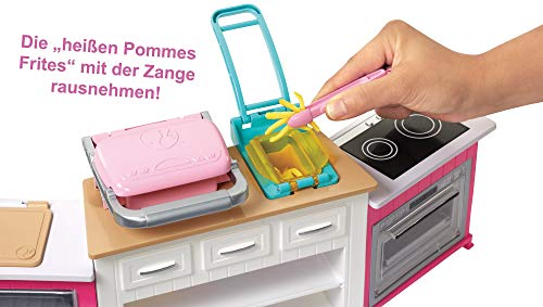 Ensemble de Cuisine Barbie Ultime - FRH73 - 7