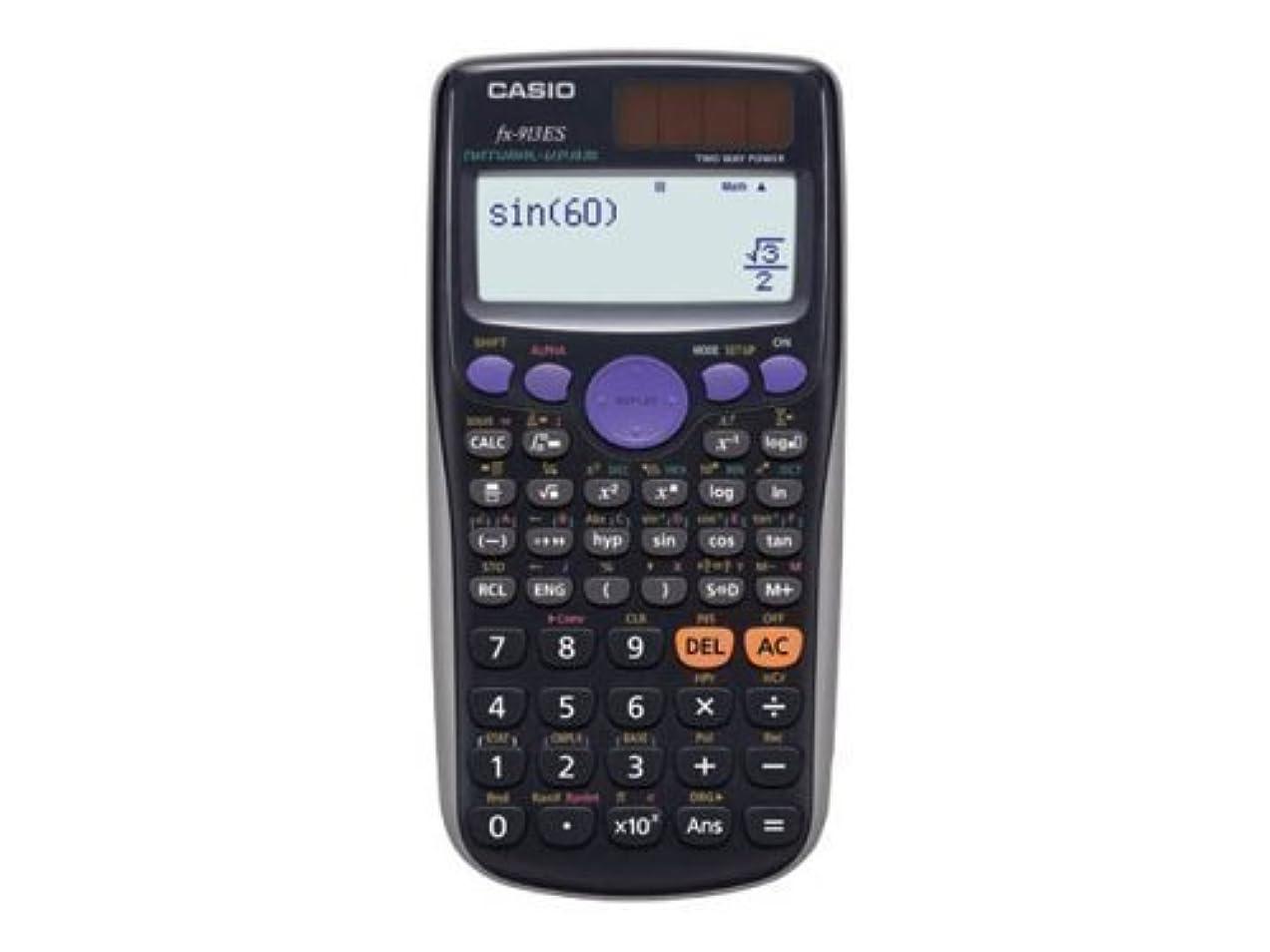 端末虫を数えるしなやかカシオ 関数電卓 数学自然表示 310関数 10桁 FX-913ES-N