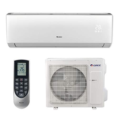 GREE 36,000 BTU 18 SEER Vireo+ Wall Mount Ductless Mini Split Air Conditioner Heat Pump 208/230V