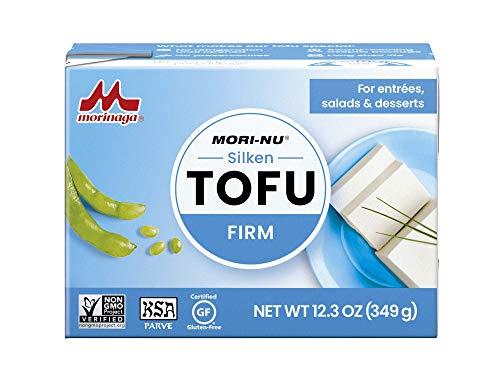 Mori-Nu Silken Tofu, Firm, 12.3 Ounce (Case of 12)
