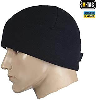 M-Tac Watch Cap Fleece 260 Slimtex Mens Winter Hat Military Tactical Skull Cap Beanie