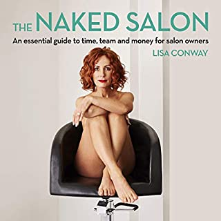 The Naked Salon cover art