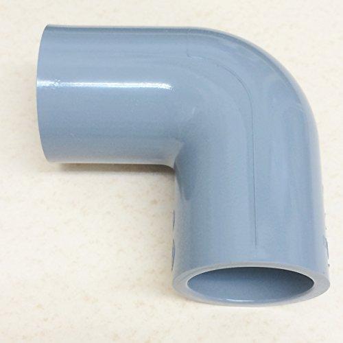 TS25L エルボ 塩ビパイプ(ドレンパイプ)用継手 VP25用 L25