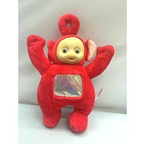 JIAL Gefüllte Spielzeug & Hobbys Gefüllte Puppen Original-Teletubbies lebendige Puppen Plüschspielwaren Kinder Geburtstagsgeschenke 27cm Chongxiang