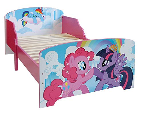 Fun House My Little Pony Lit avec Latte pour Enfants, MDF, 144x77x59 cm
