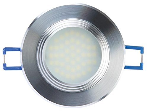 VELLIGHT - LEDA24NW/12 LED Einbaulampe mit Diffuser Linse, 4200 K, 4,5 W, 12 V, Neutralweiß 168957