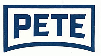 Pete 2020 Diecut Bridge Bumper Sticker - Pete Buttigieg for President (1)