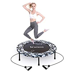 5 Best Indoor Exercise Trampolines