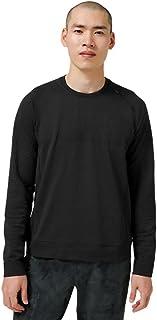 Lululemon Engineered Warmth Long Sleeve (Mens, Black, x_l)