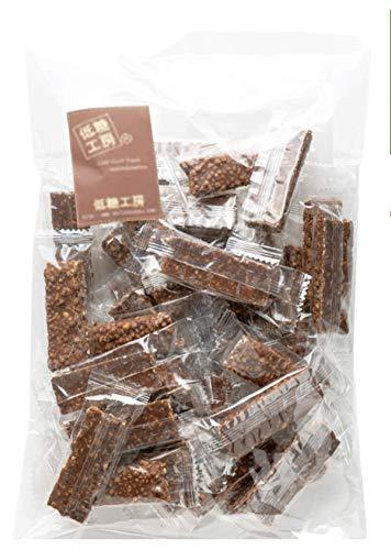 低糖質 チョコ チョコレート 糖質90%オフ スイートチョコ使用 大豆 クランチチョコ 300g入り(約30本)  糖質オフ 糖質制限 低糖スイーツ 低糖質スイーツ 低糖スイーツ 糖質 食品 100gあたり糖質12.2g