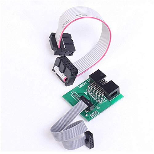 DollaTek Bluetooth 4.0 Sniffer CC2540 Zickbee CC2531 USB-Dongle BTool Downloader-Kabel