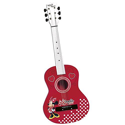 Reig Minnie and You houten gitaar met 6 snaren