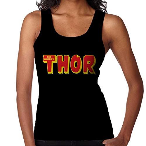 Marvel Avengers The Mighty Thor Women's Vest