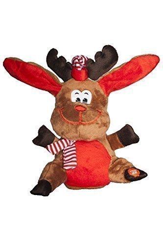 Fashion Star Kids Xmas Gifts Musical Singing Walking Dancing Battery Operated Reindeer Toys