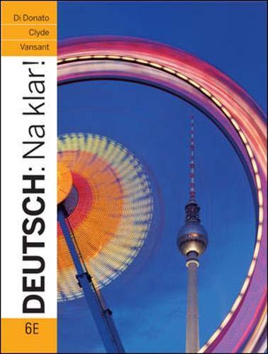 Top 10 na klar deutsch for 2020