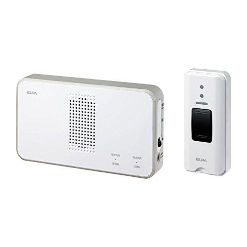 朝日電器 エルパ ELPA ワイヤレスチャイム 押しボタンセット EW-5030 [3917]