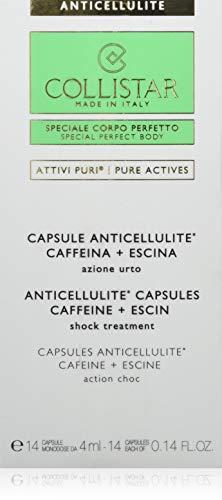 Collistar Capsule Anticellulite Alla Caffeina + Escina - 14 Capsule