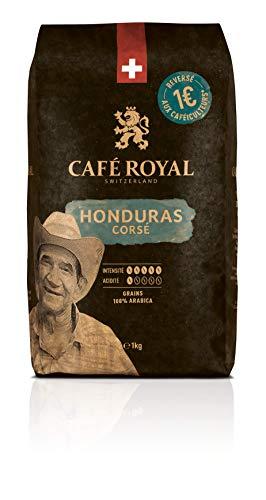 Café Royal Honduras Corsé Café en Grains Intensité 5/5 - 1 kg