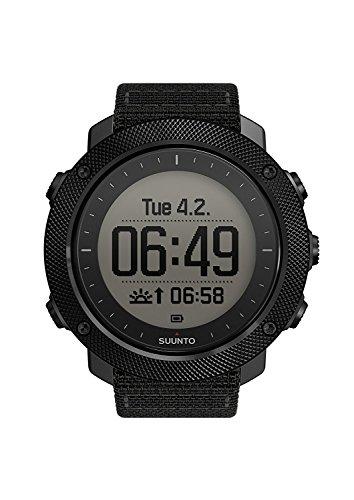 SUUNTO Traverse GPS Watch Stealth, One Size