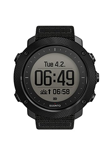 Price comparison product image SUUNTO Traverse GPS Watch Stealth,  One Size
