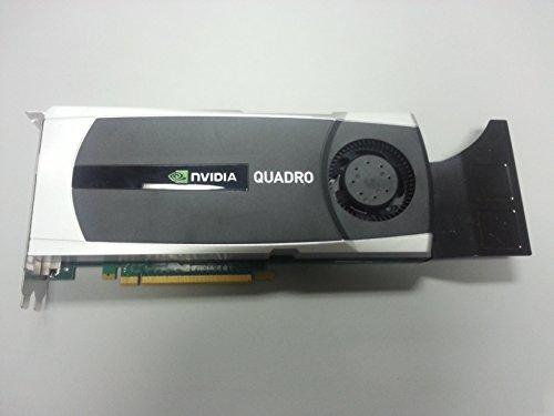 HP NVIDIA Quadro 6000 6.0GB Graphics