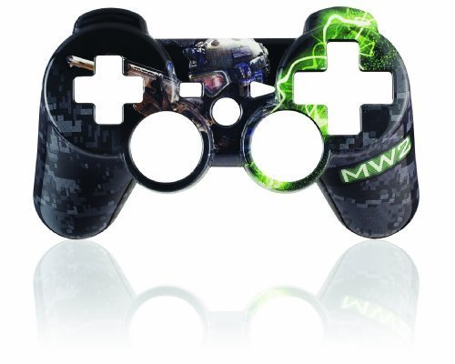 Call of Duty Modern Warfare 2 - Official Playstation 3 Controller Faceplate...