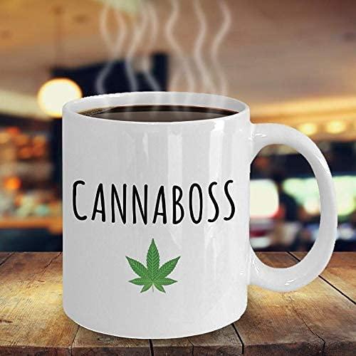 Marihuana kweker cadeau nieuwe apotheek eigenaar geschenken blad mok cannabis koffie beker CBD olie mok Stoner cadeau voor mannen cannabis geschenken voor vrouwen