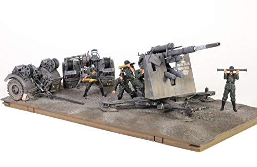 1: 32 Scale 88Mm Flak 18 Anti-Tank Artillery Gun
