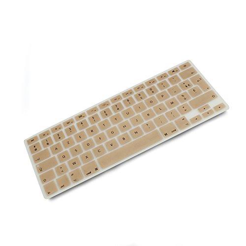 Sistema de S Silicona Protector de teclado teclado AZERTY francés protectora del teclado protector para MacBook Pro 13