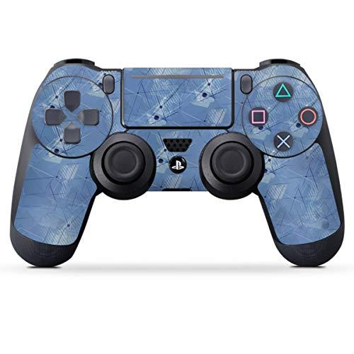DeinDesign Skin kompatibel mit Sony Playstation 4 PS4 Pro Controller Folie Sticker Sport Fußballer American Football