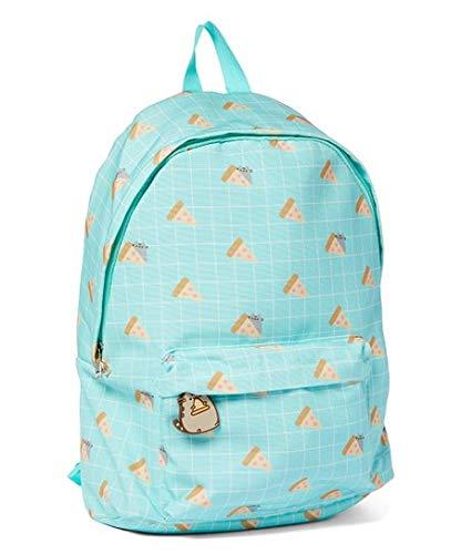 Pusheen Backpack (Mint Pizza)