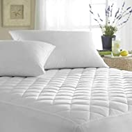 Sizes Guide : Length = 200Cm, Width = 152Cm and Depth = 30Cm Apx. IMFAA Quilted Mattress Covers are fully Fitted Extra Deep Mattress Protectors to fit more deeper mattresses IMFAA Quilted Mattress protector extra deep is durable mattress pad which is...