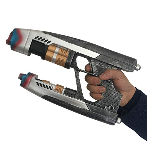 Cafele Star Lord Gun Blaster Resin 1:1 Replica Cosplay for Guardians of The Galaxy Peter Quill Gun...