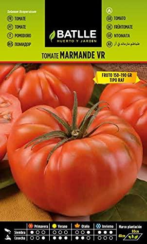 Semillas Hortícolas - Tomate Marmande VR tipo RAF - Batlle