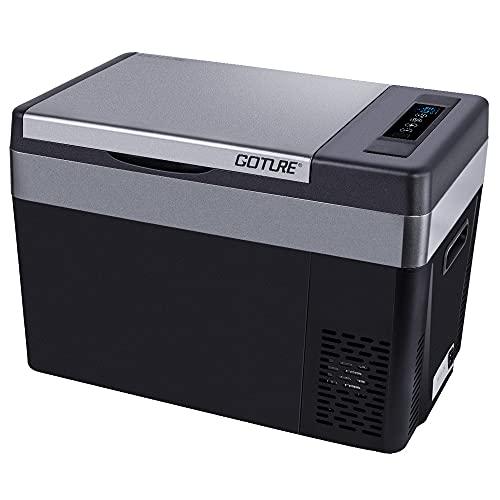 Condizionatore elettrico per compressore, 28 litri, 12/24 V, per auto, camion, barca, campeggio, mini frigorifero